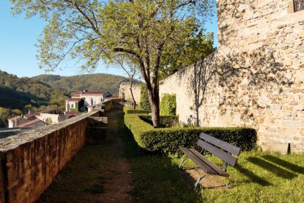 jardin de l'hermitage saint vincent